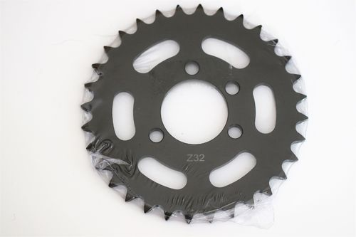 ERGAL Kettenrad hart eloxiert 32Z / Sprocket hard anodized ERGAL 32 teeth