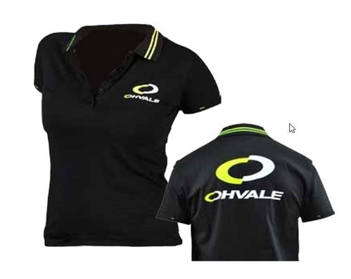 OHVALE Damen Polo Shirt