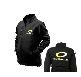 OHVALE Kinder Softshell Jacke / Kids Jacket