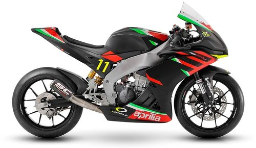 Ohvale / Aprilia RS250 SP