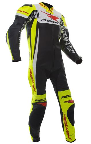 REWIN Sprint Kinder Lederkombi / One Piece Junior Leather Suit Sprint